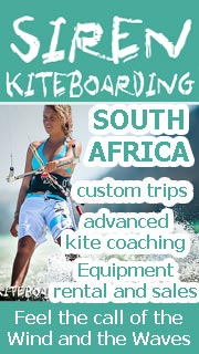 Siren Kiteboarding South Africa