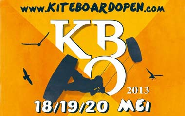 Kiteboard Open Kitesurf Event in Noordwijk