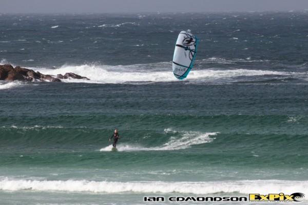 ExPix Kitesurf Competition to North Uist