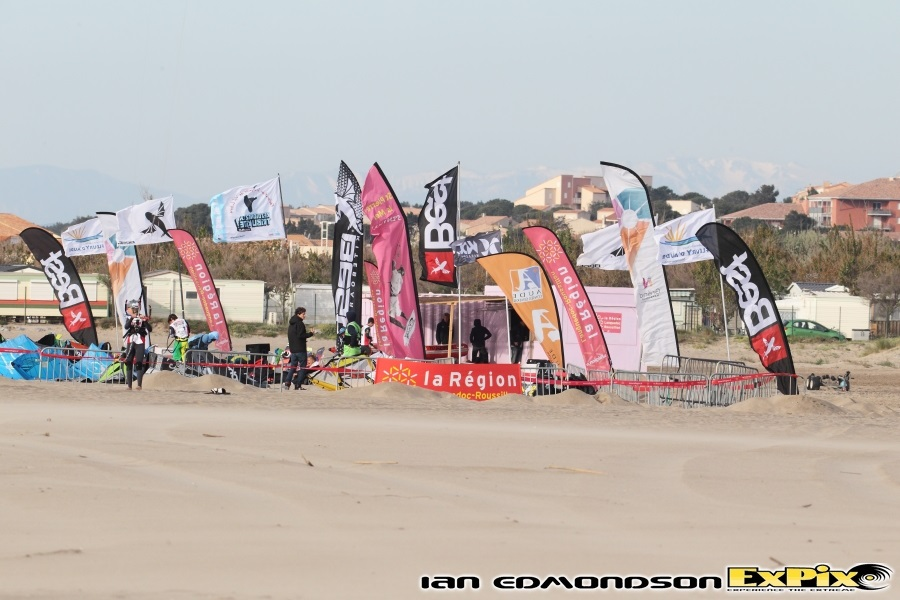 EJKC - European Junior Kitesurf Championship & Kite Border Cross World Tour 2014