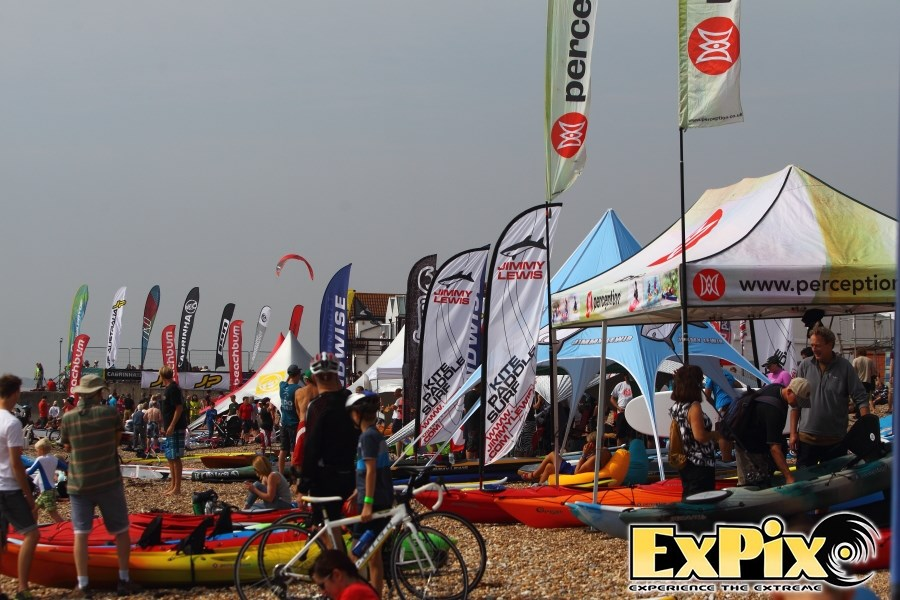 National Watersports Festival 2014 Hayling Island