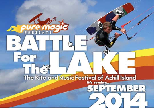 ExPix official Media partners for Battle for the Lake