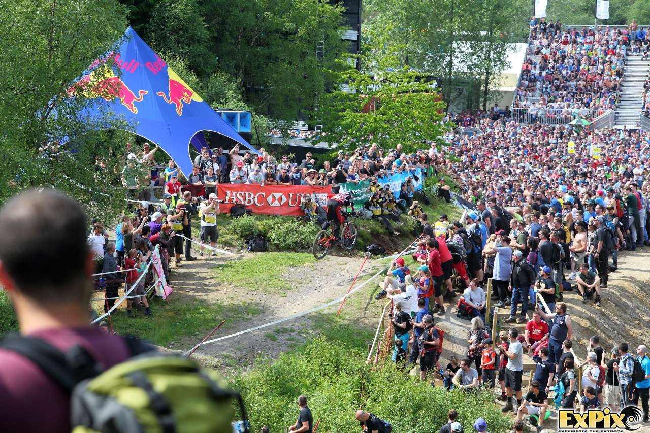 UCI Mountain Bike World Cup Fort William 2018