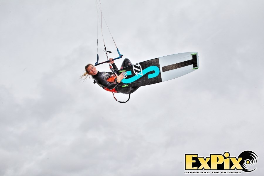 ExPix shoots the First Photographs of Jo Wilson on North Kites