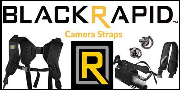 Black Rapid Camera strap