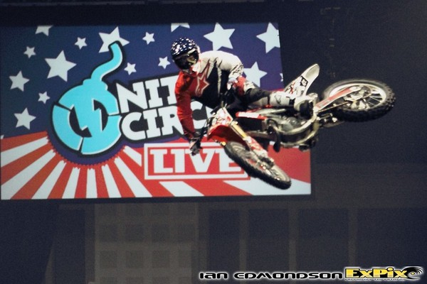 Nitro Circus comes to the UK, during the European Tour