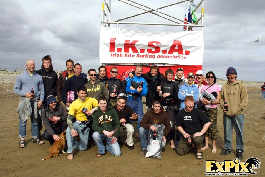 The IKSA crew from back in the day