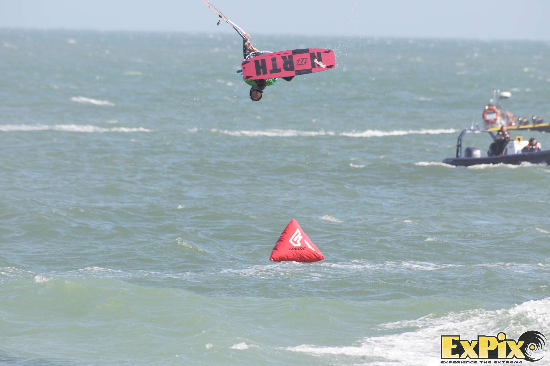Tom Bridge British Kitesurfing Championship