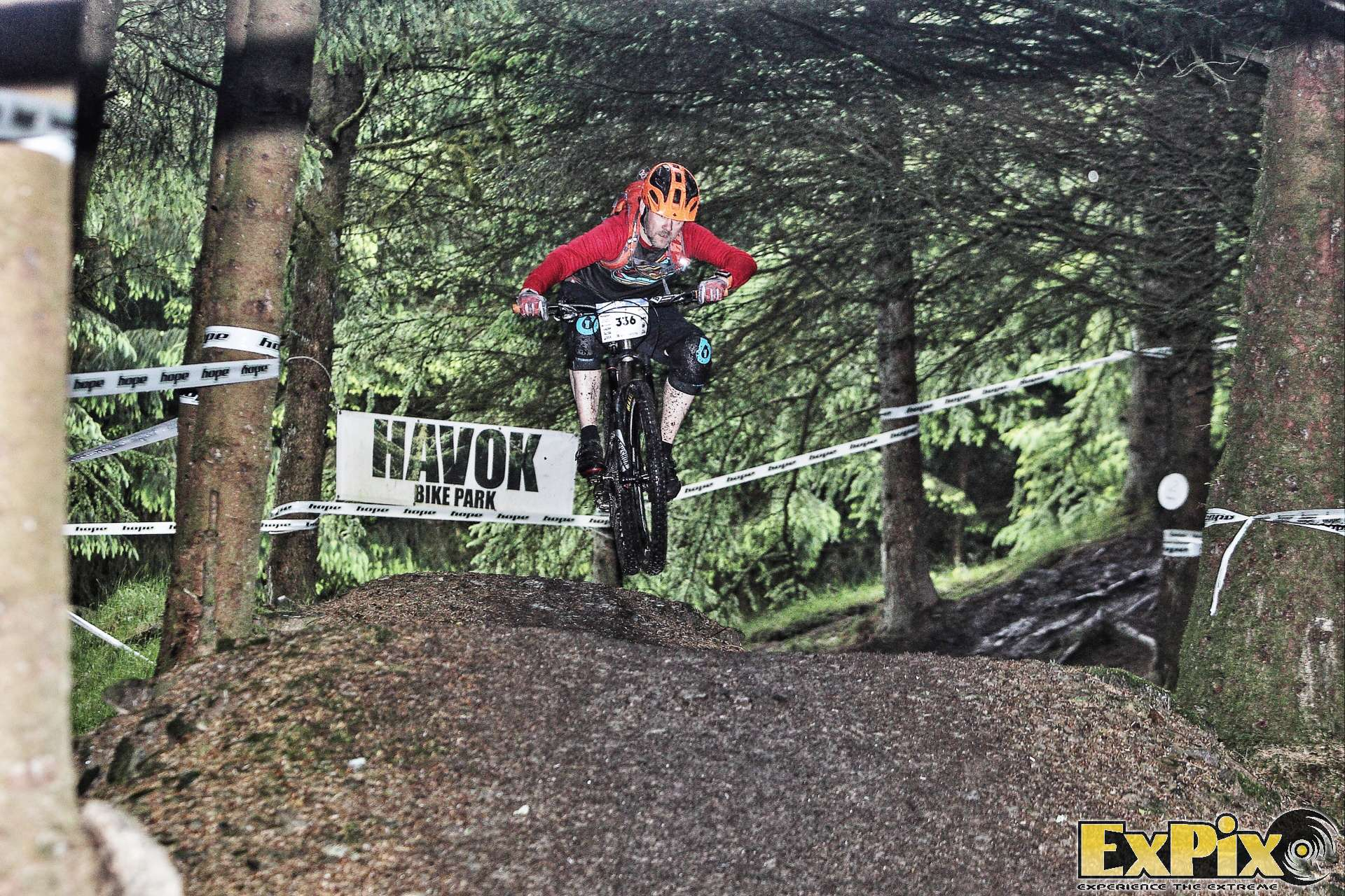 Havok Bike Park hosted the PMBA Hope Enduro 2017